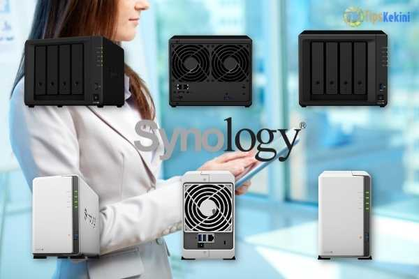 Network Attached Storage (NAS) Synology